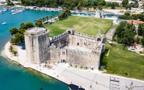 Festung Kamerlengo Trogir