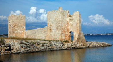 Festung Kastelina Insel Vir