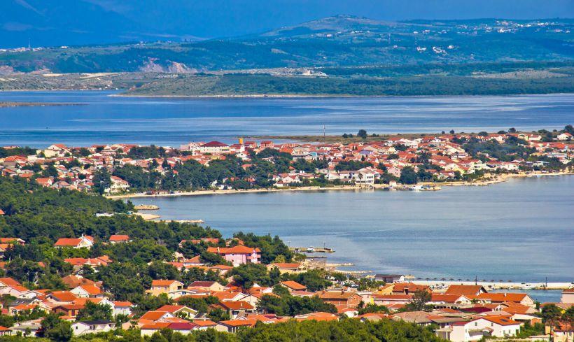 Insel Vir Dalmatien