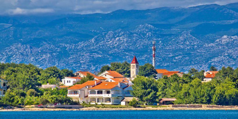 Der Ort Vir Auf Der Insel Vir Lust Auf Kroatien De