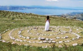 Labyrinth Tramuntana in Cres