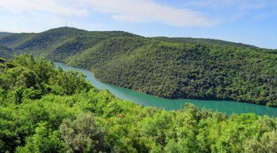 Limfjord Istrien_Vrsar_Rovinj_Limski Kanal