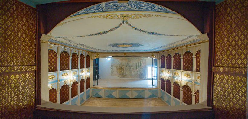 Theater Hvar Bühne