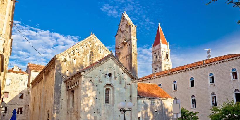 Trogir Kathedrale Sankt Laurentius
