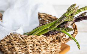 Wildspargel grüner Spargel Spargelsaison Spezialität