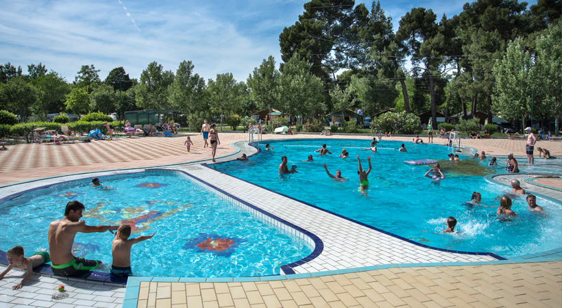 Bi Village Fazana Swimming Pool