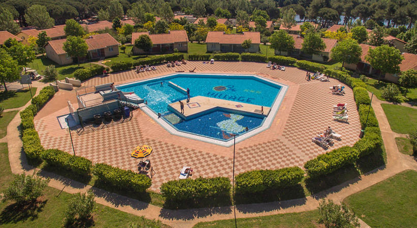 Bi Village Fazana 93 Birdview Pool
