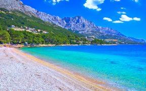 Top-Strand Punta Rata Makarska Riviera Brela