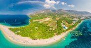 Zlatni rat top-Strand Insel Brač Ort Bol