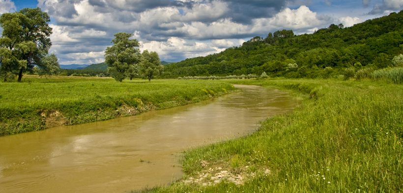 Abenteuer am Fluss Mirna