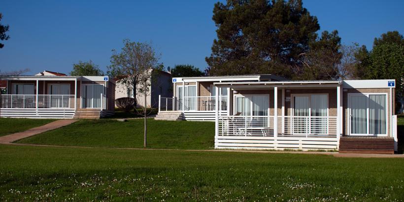Glamping und Mobile Homes in Istrien kennen lernen 1