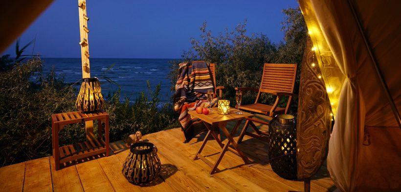 Glamping und Mobile Homes in Istrien kennen lernen