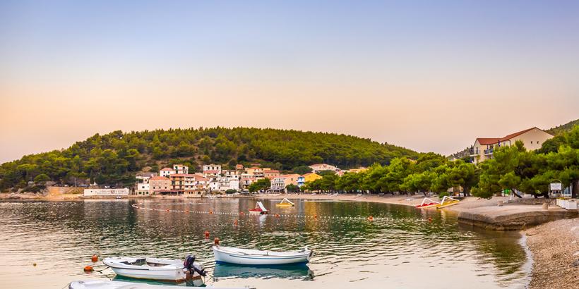Makarska Riviera Special Duba bei Drvenik
