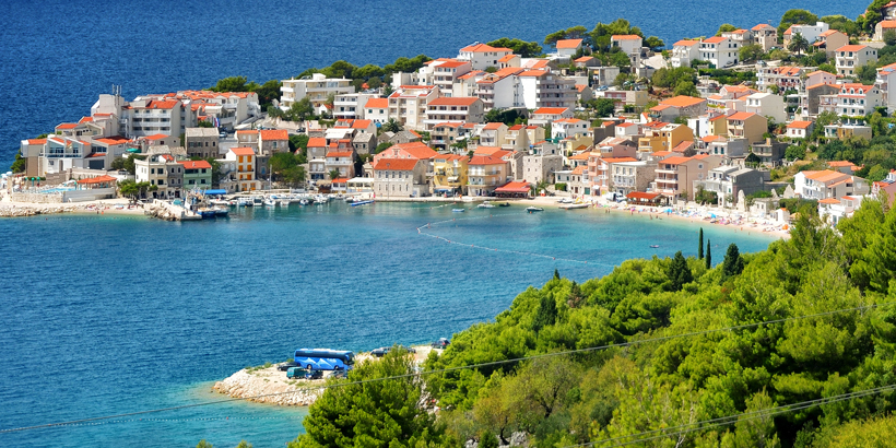 Makarska Riviera Special Igrane Stadstrand