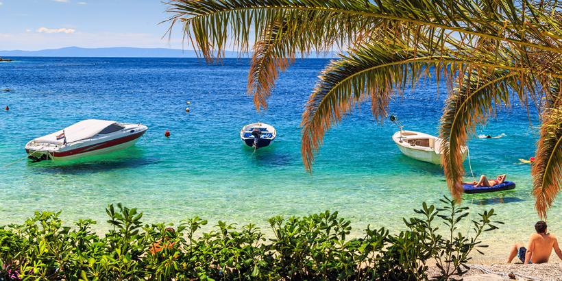 Makarska Riviera Special Strand Allgemein