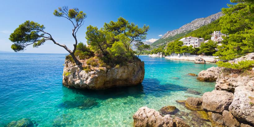 Makarska Riviera Special Strand Punta Rata