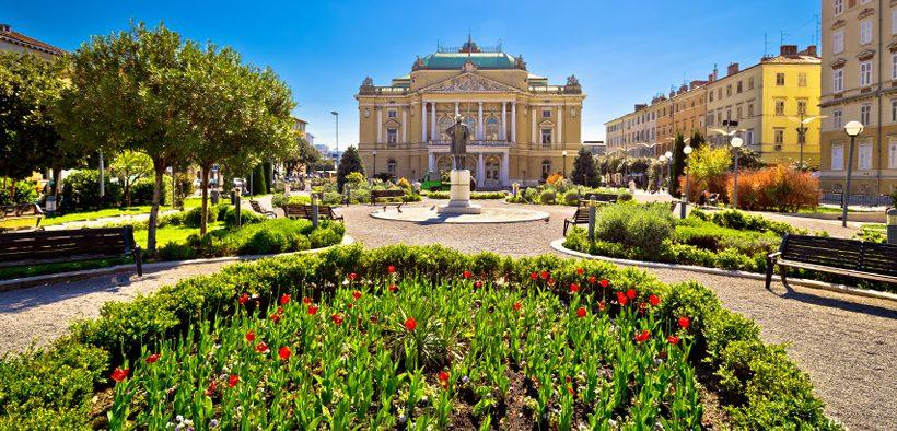 Rijeka für Kulturliebhaber