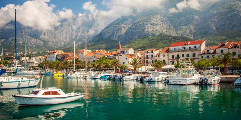 Top-Sehenswürdigkeiten an der Makarska Stadt
