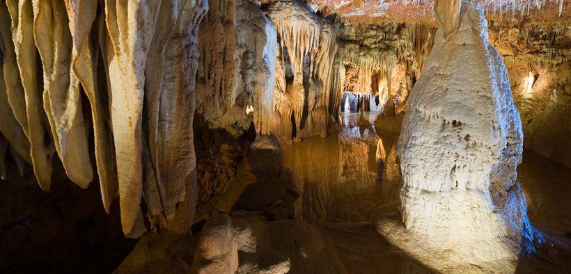 Höhlen und Grotten rund um Poreč