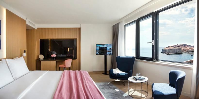 Hotel Excelsior Dubrovnik Zimmer