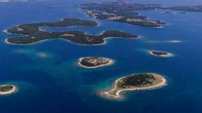 Klein, aber fein Istriens schönste Inseln