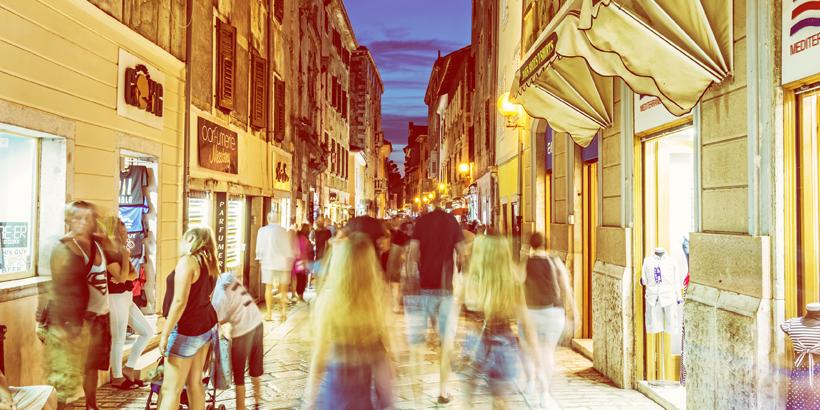 Nachtleben in Poreč Tanzen und feiern bis zum Morgengrauen 1
