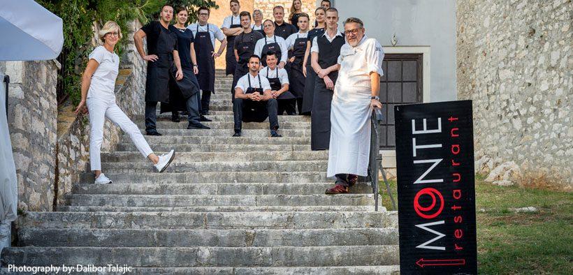 Restaurant Monte Rovinj
