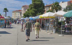 Shoppen in Poreč nach Lust und Laune
