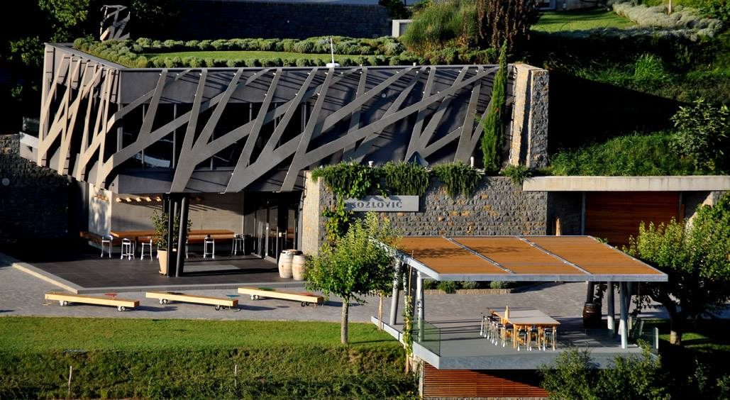 Preisgekröntes Weingut in Buje