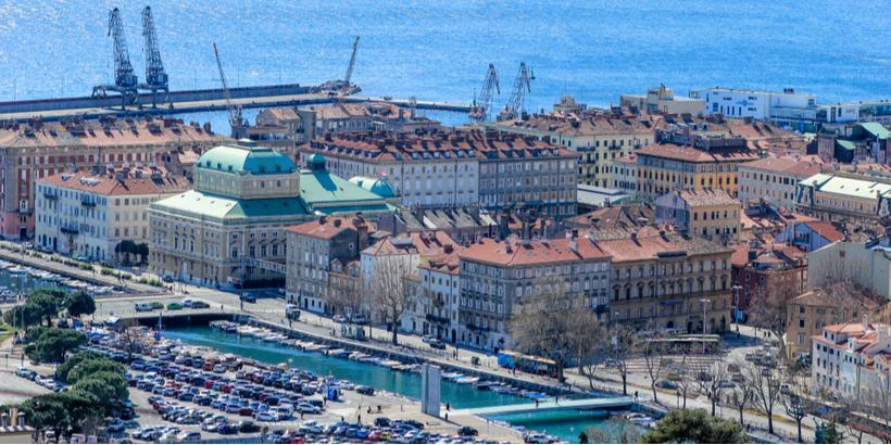 Nationaltheater in Rijeka