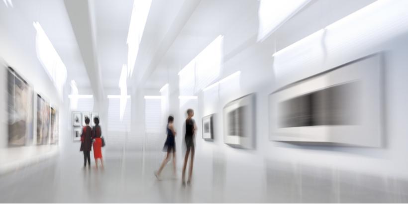 Das Museum für moderne und zeitgenössische Kunst in Rijeka