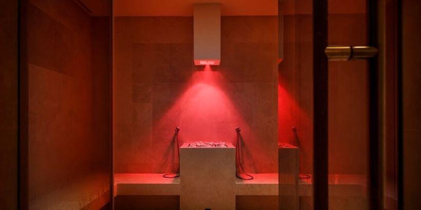 Wellness & Spa-Bereich Sauna