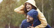 Wetterfeste Softshelljacke Regenschutz