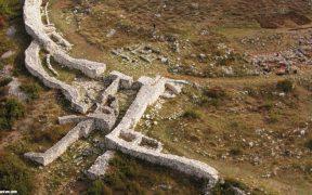 Der antike Steinbruch St. Damjan in Rovinj