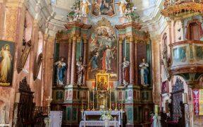 Kloster Sankt Peter und Paul in Sveti Petar u Šumi