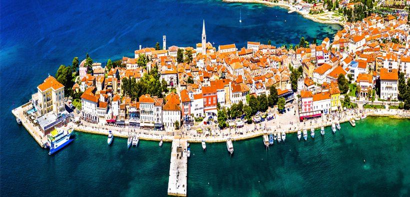 Porec - Kroatien, ein zauberhaftes Städtchen