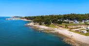 Camping direkt am Meer in Istrien