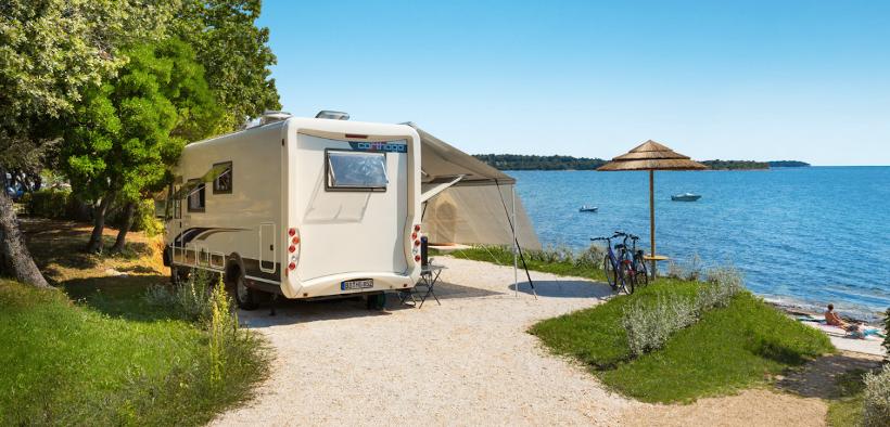 FKK Kroatien - Sonnenbaden im Solaris Camping Resort auf der Halbinsel Lanterna