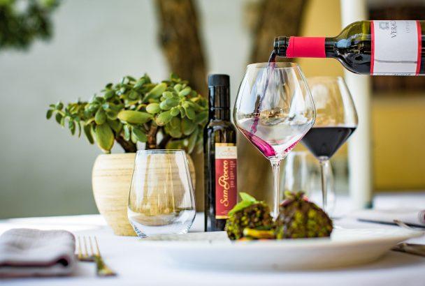 Gastronomie in Istrien - essen und trinken in Brtonigla - von ivo-biocina