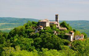 Završje Piemont Istriens