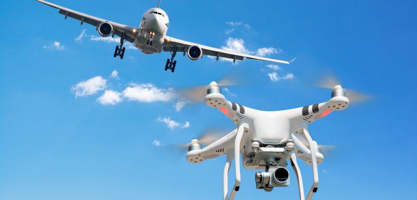 Flugdrohne auf Flugzeug Höhe - Allgemeine Infos zu Mit der Drohne in den Urlaub