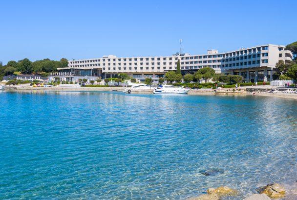 Inseln Istrien Sveti Andrija island