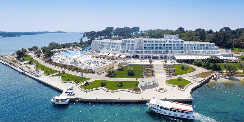 Isabella Island Resort - Luxuriöser Urlaub auf der Insel Sveti Nikola