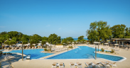 Pool von Aminess Maravea Camping Resort