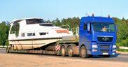 Bootstransport nach Kroatien mit LKW - mit Spedition eigenes Boot nach Kroatien überführen