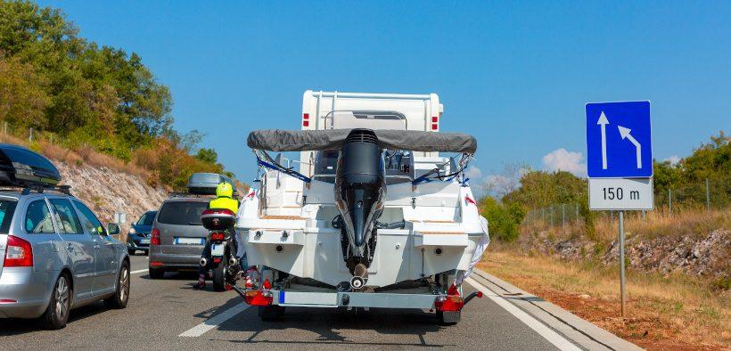 Mit dem Boot nach Kroatien fahren - Einreise mit dem Boot nach Kroatien