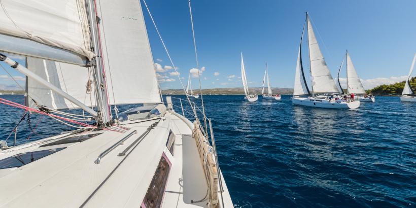 Segeln in der Adria - Segelboote im Nautischen Kroatien