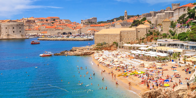 Dubrovnik Strand Ferien 2020