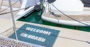 Willkomens Teppich an Bord - Mitzuführende Unterlagen auf dem Boot