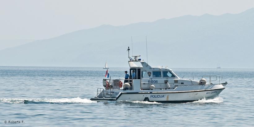 Zoll Boot Kroatien auf dem Meer - Zollbestimmungen für Kroatien